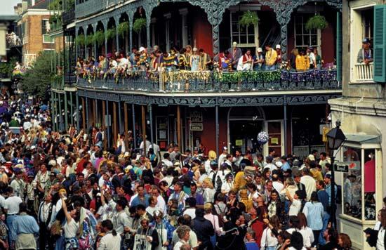 New Orleans Carnevale