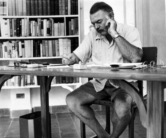 Hemingway in Key West