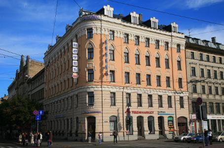 Hotel Irina Riga
