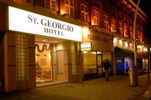 St. Georgio Hotel London
